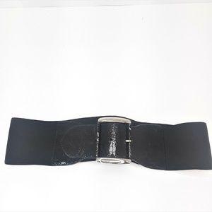 Express Stretch Waist Belt Women Size Small Medium